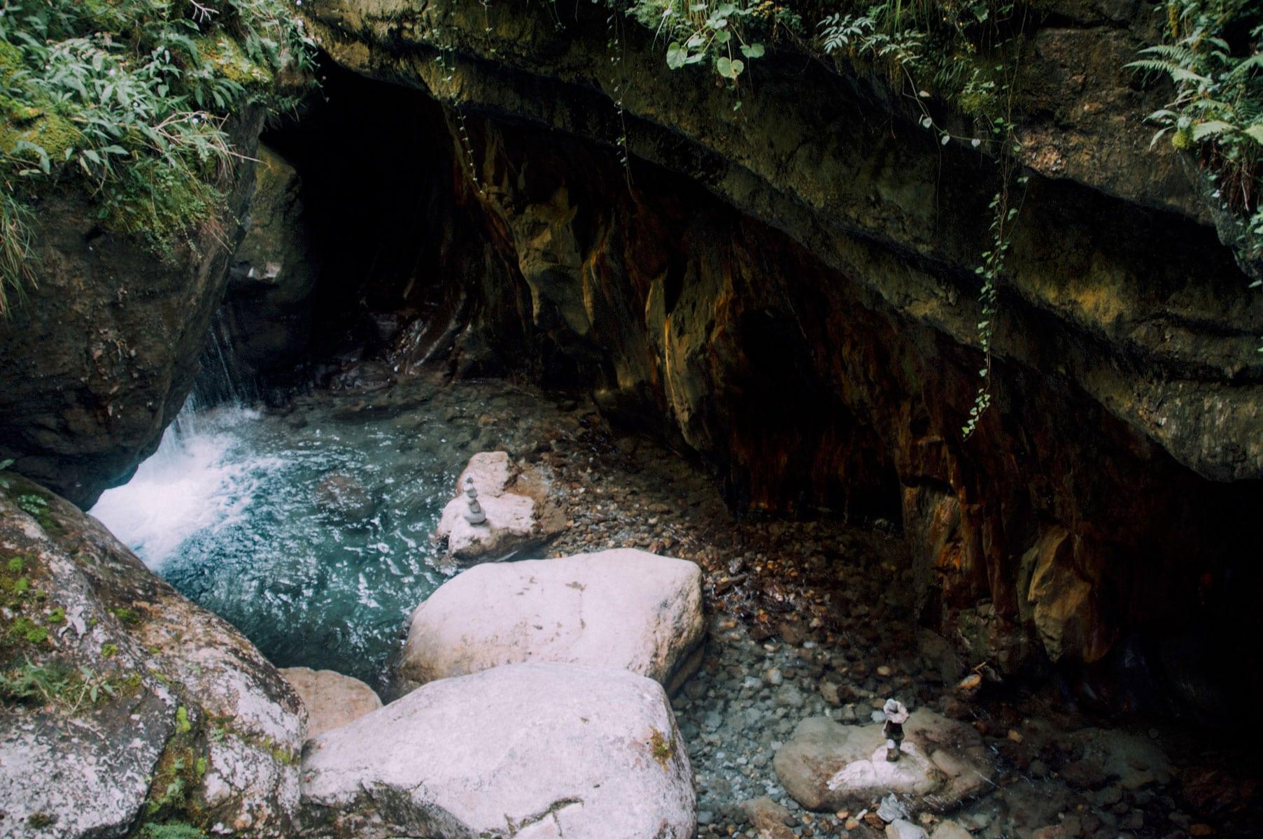 Gorges Kakuetta Pyrénées Atlantiques