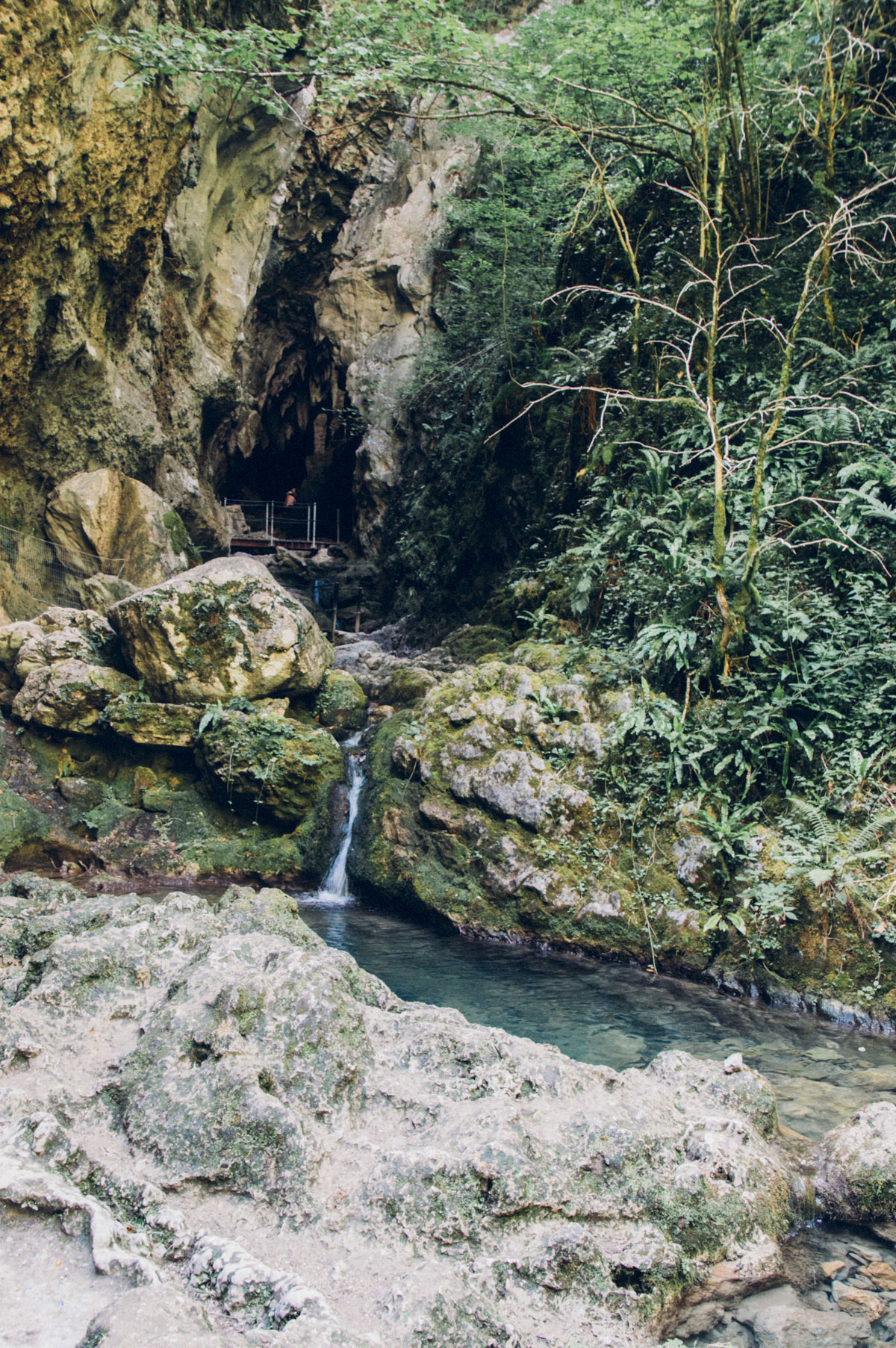 Grotte Kakuetta vacances pyrénées