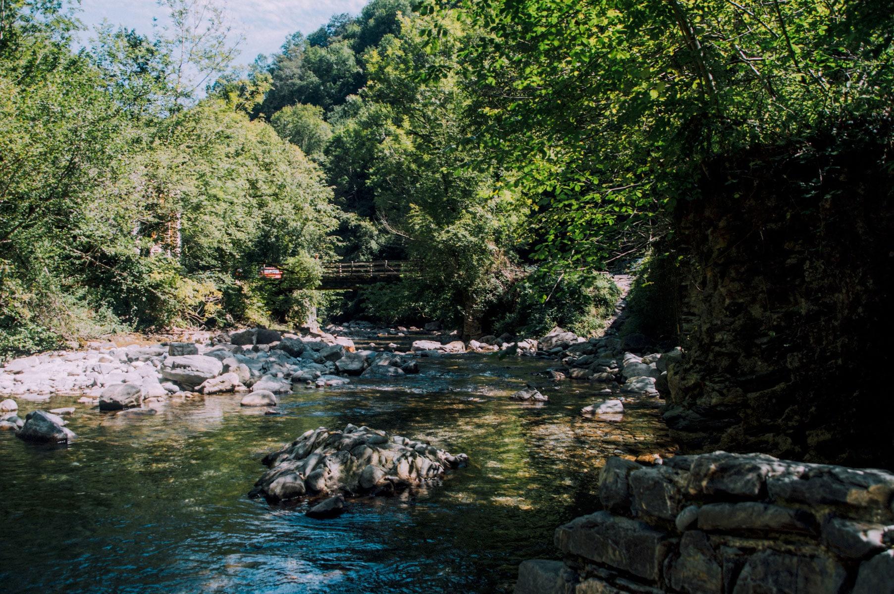 Holzarte Valle Pyrénées