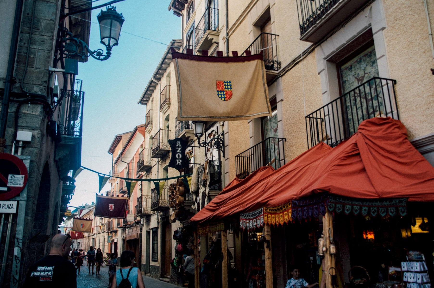Visiter Jaca Espagne