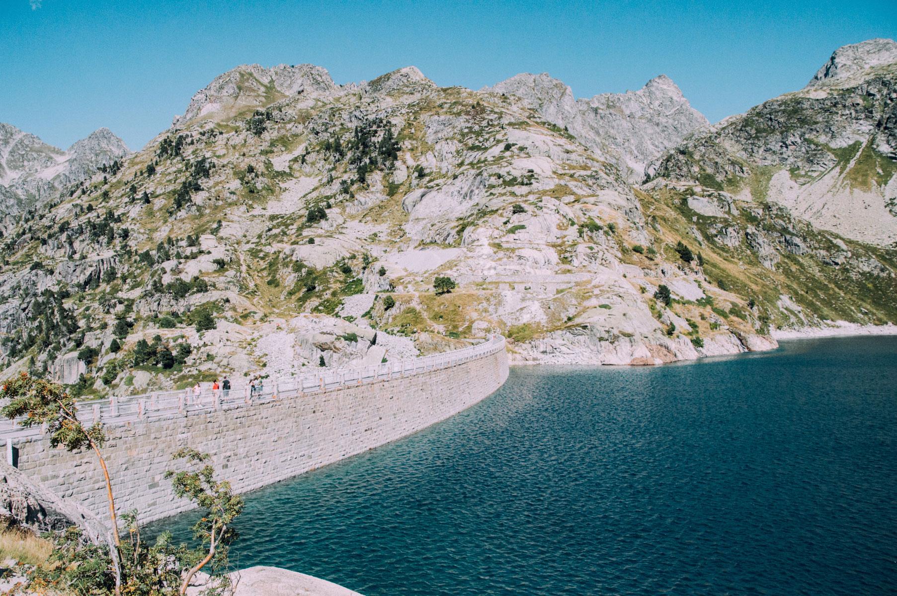 Lac Artouste Pyrénées