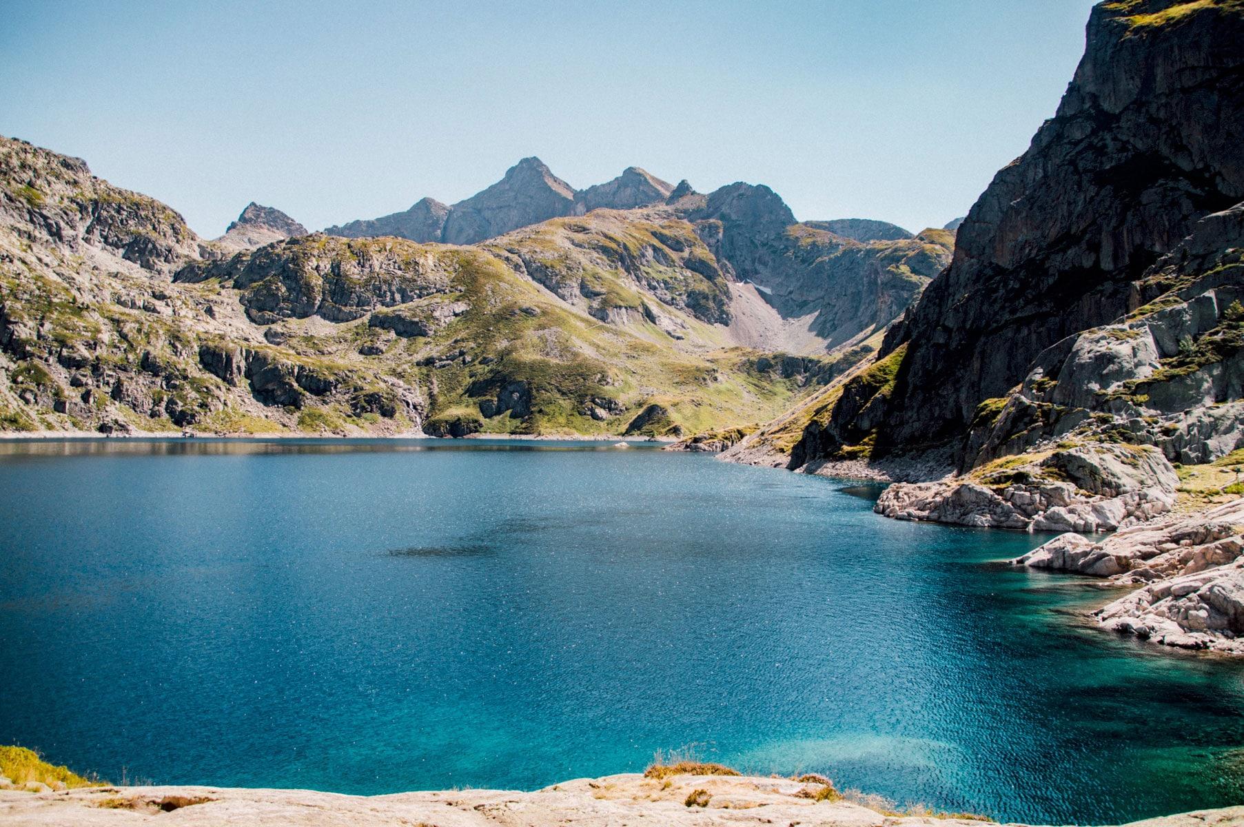 Lac Pyrénées Artouste