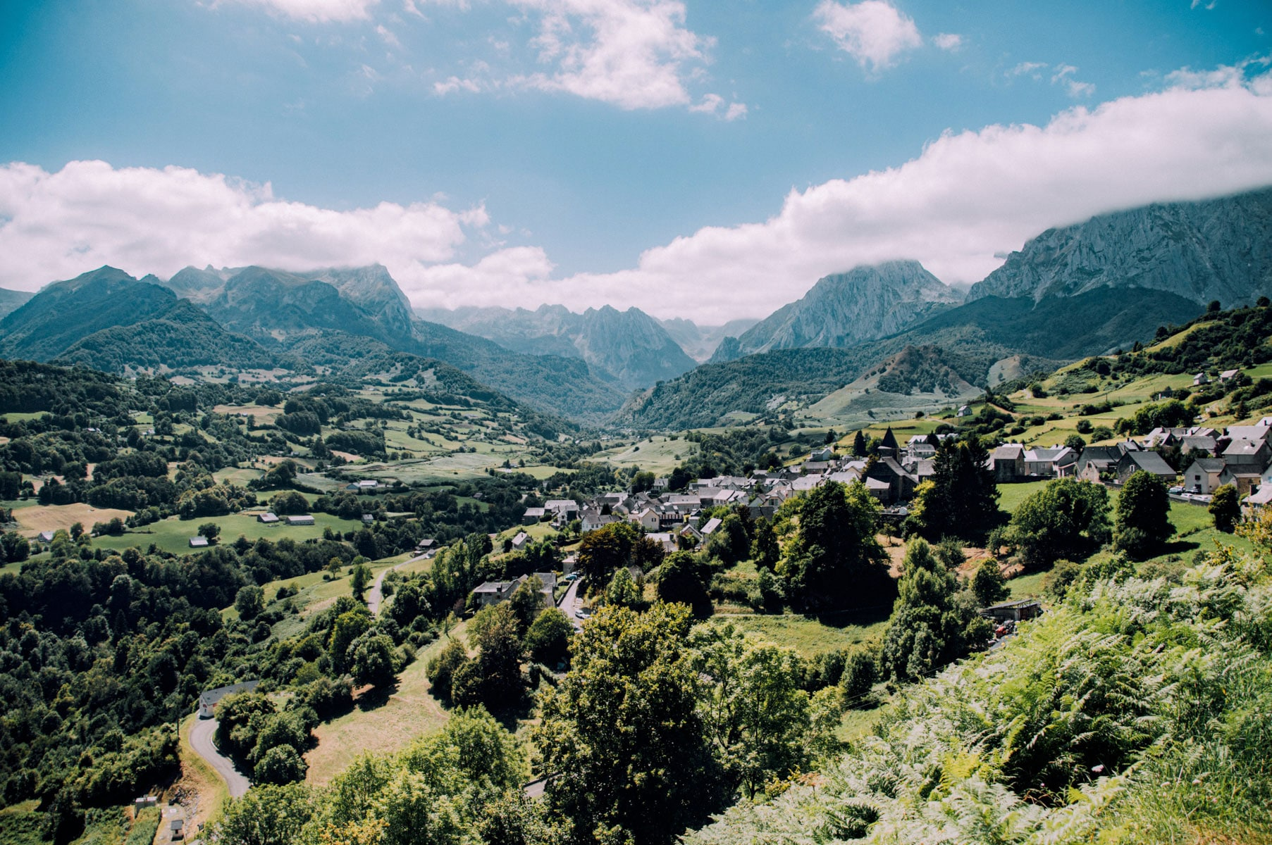 Lescun Pyrénées