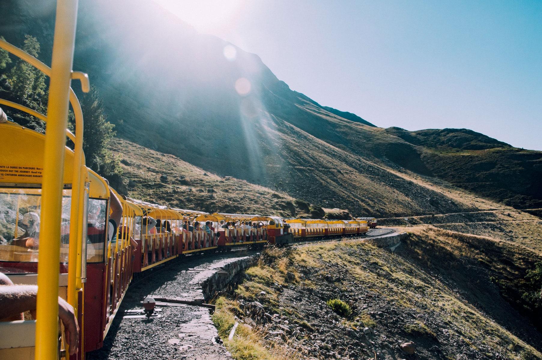 Pyrénées Petit train Artouste