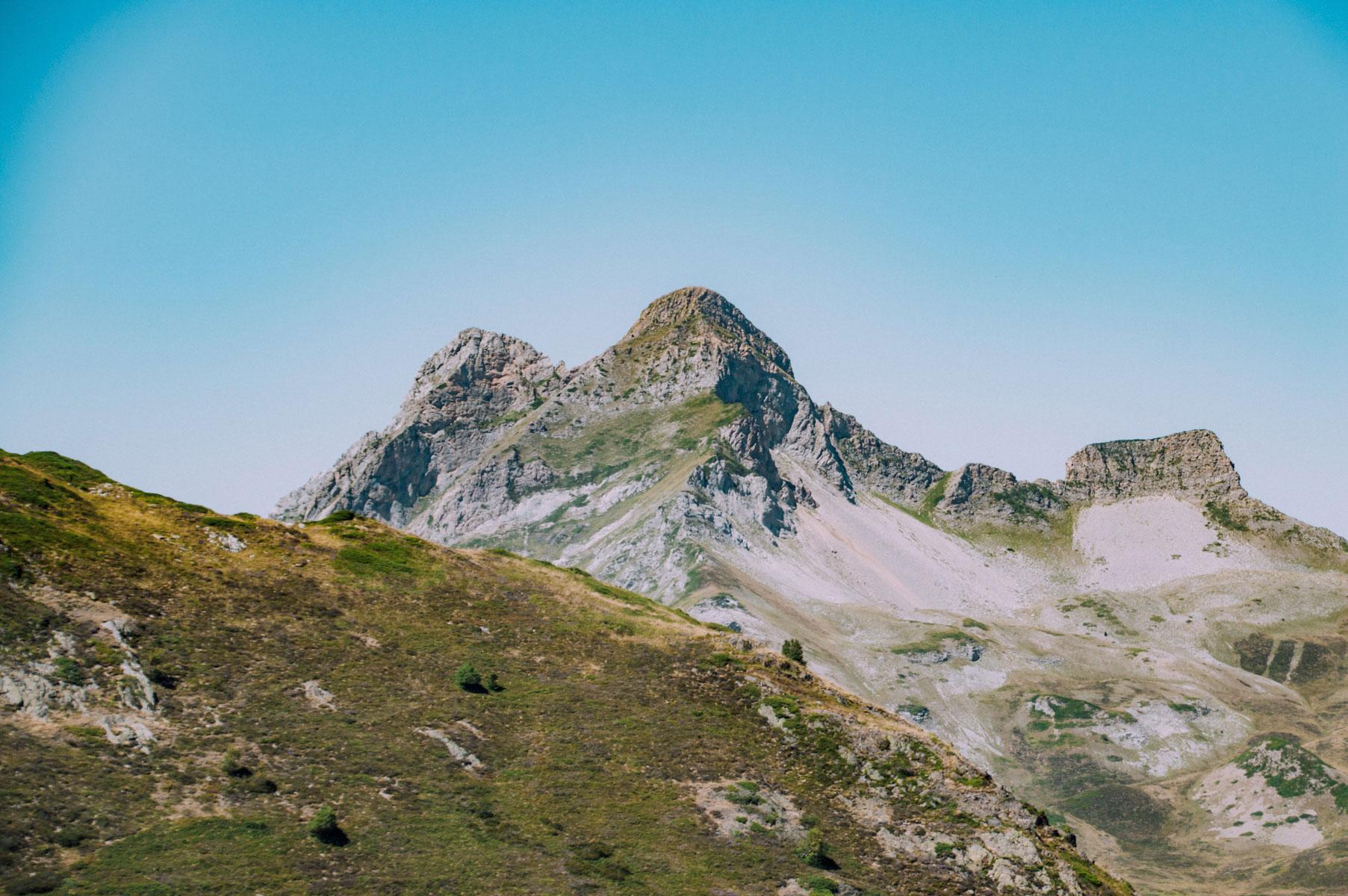 Vallée ossau enfants Pyrénées