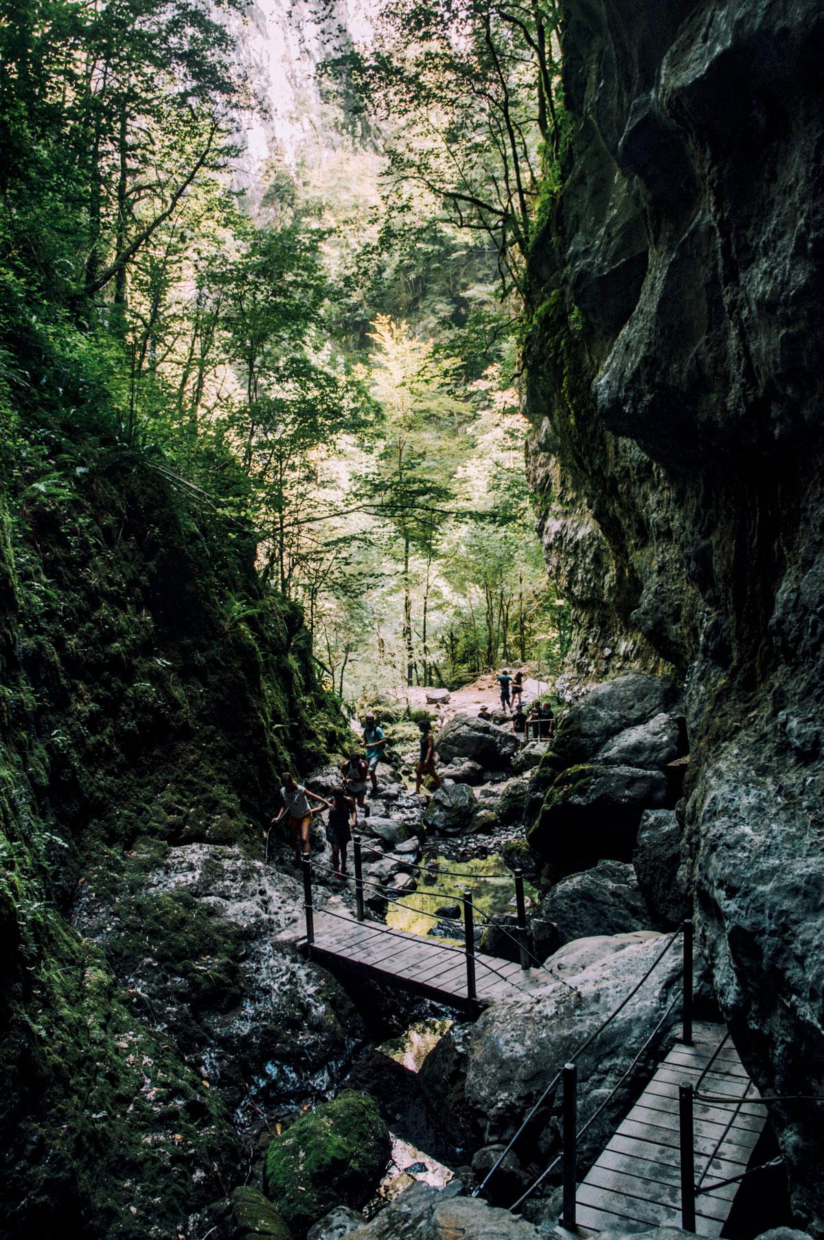 Visiter Grotte Kakuetta Pyrénées Atlantiques