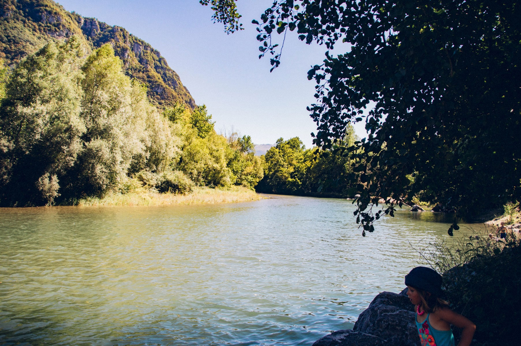Pyrénées Lac Castet