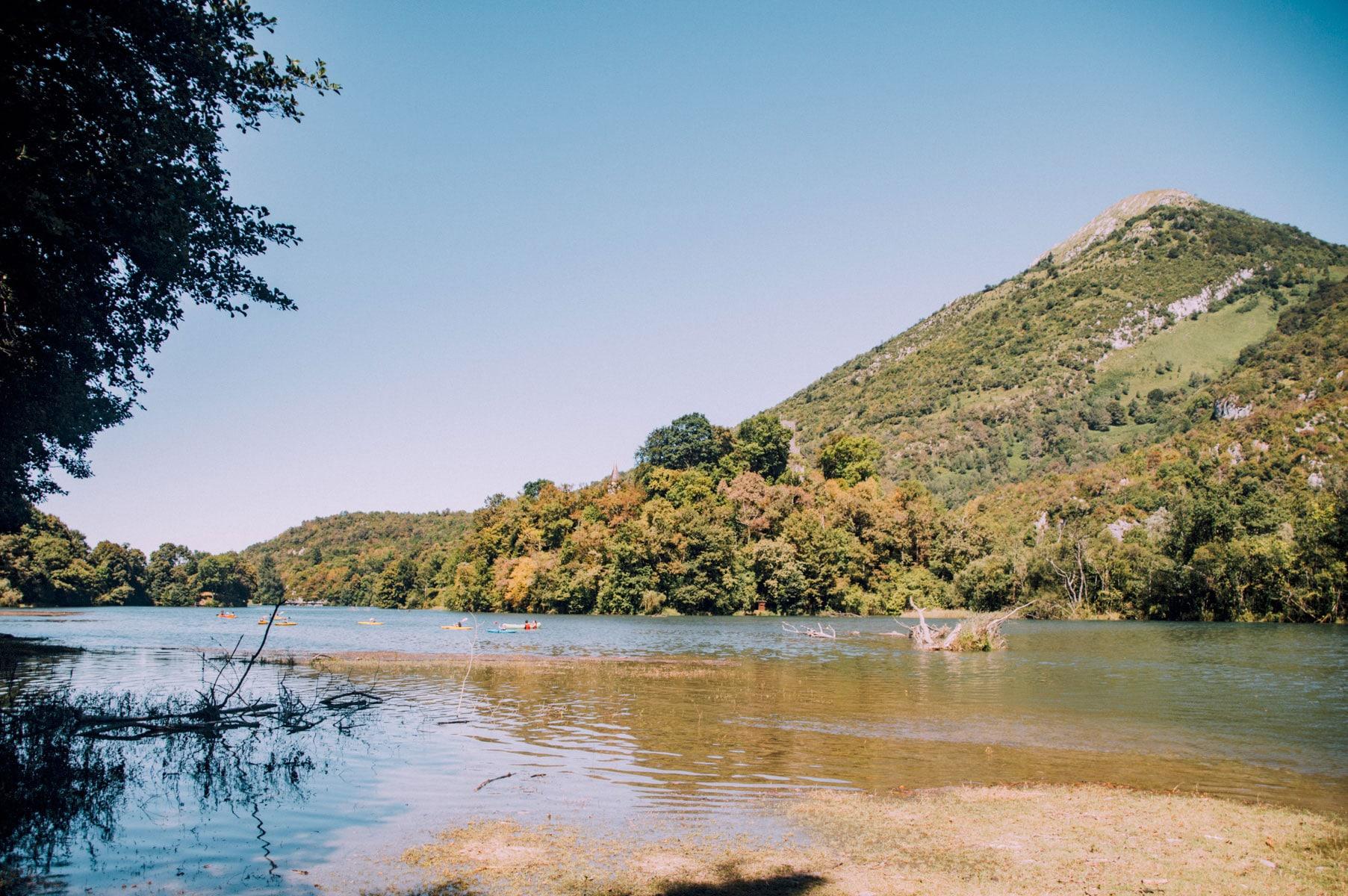 Lac Castet